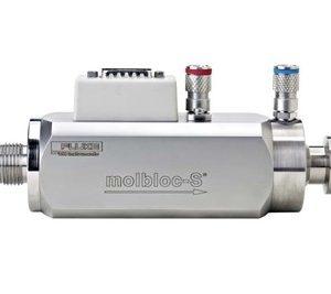 molbloc S SONIC NOZZLE CALIBRATION DEVICE