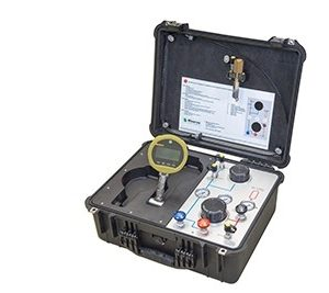 Portable high pressure case