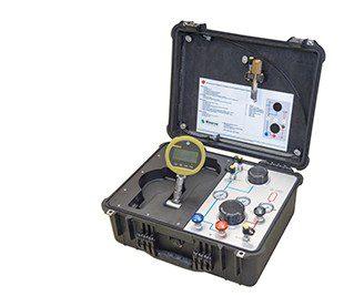 Portable high pressure case