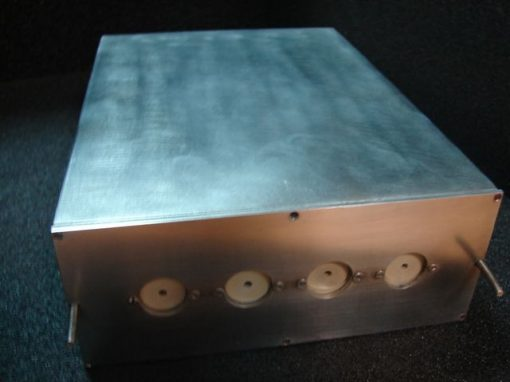 Thermal Shields for PicoVACQ