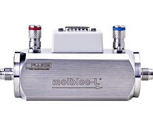 molbloc_L gas flow calibration