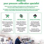 Calibration and Repair services minerva