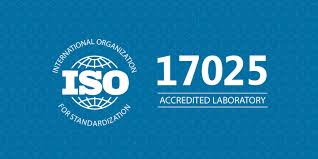 ISO IEC 17025 accredited lab
