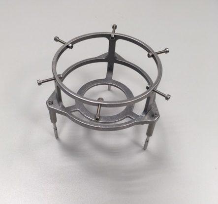 3D printed holder Fluke