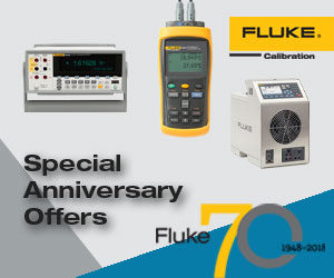 Fluke anniversary offers: 70 days to get more value for your money!