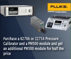 PM500 Pressure Module Promotion