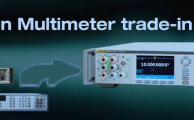 Precision Multimeter trade-in program