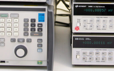 Minerva has expanded its scope to include Electrical calibration